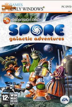 Spore Космические приключения