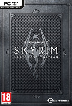 Skyrim Legendary Edition Механики