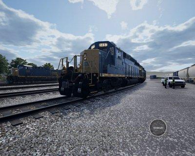 Train Sim World CSX Heavy Haul 2017