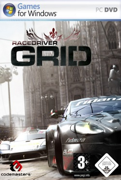 Race Driver GRID Механики