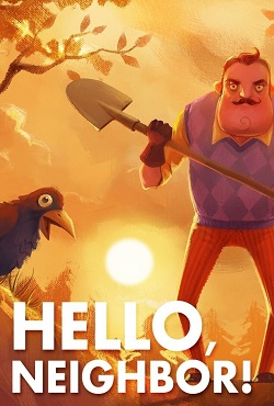 Hello Neighbor Alpha 4