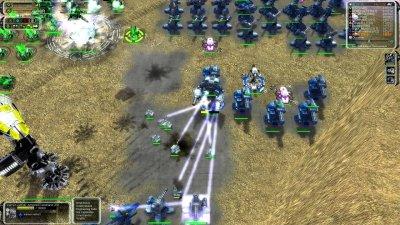 Supreme Commander Forged Alliance Механики