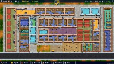 Academia School Simulator