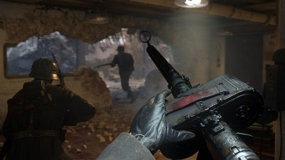 Call of Duty WWII Механики