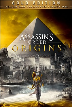 Assassins Creed Origins Gold Edition