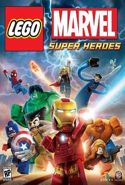 Лего Марвел Супер Хироус