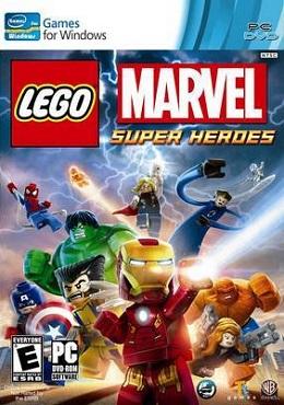 Лего Марвел