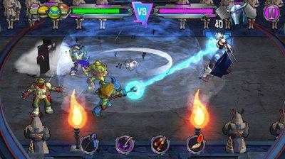 Teenage Mutant Ninja Turtles Portal Power