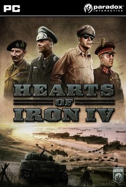 Hearts of Iron 4 v1.8.1