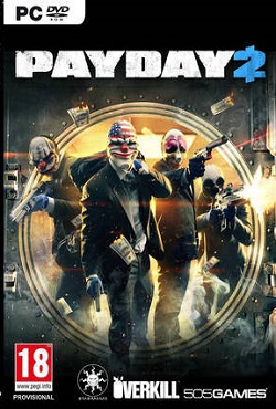PayDay 2 на русском