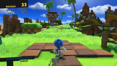 Sonic Forces Механики