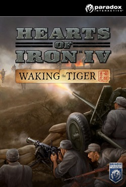 Hearts of Iron 4 Waking the Tiger