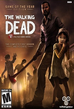 Ходячие Мертвецы игра 1 сезон