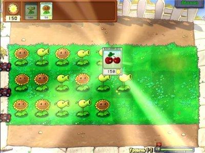 Зомби против растений
