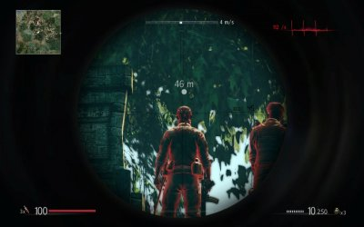 Снайпер Воин Призрак