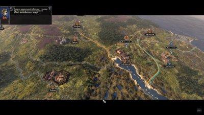 Total War Saga Thrones of Britannia Механики
