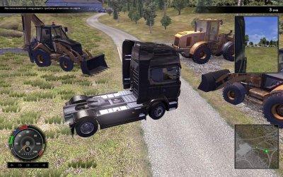 Scania Truck Driving Simulator 2