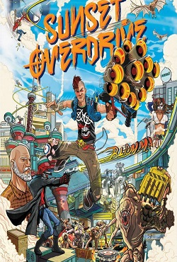Sunset Overdrive от Xatab