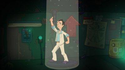 Leisure Suit Larry Wet Dreams Don't Cry