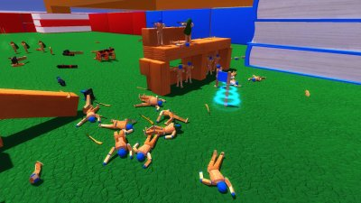 Wooden Battles