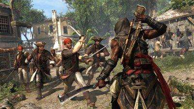 Assassins Creed Freedom Cry Механики