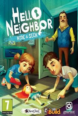 Привет Сосед Прятки