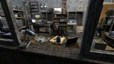 Stalker Call of Chernobyl Demosfen