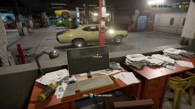 Car Mechanic Simulator 2019