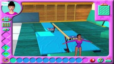 Барби Спортивная гимнастика