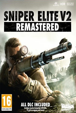 Sniper Elite V2 Remastered Механики