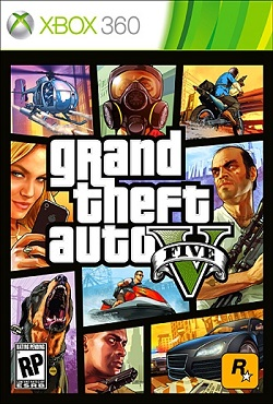 GTA 5 Freeboot Xbox 360