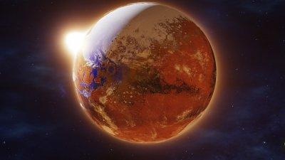 Surviving Mars Green Planet