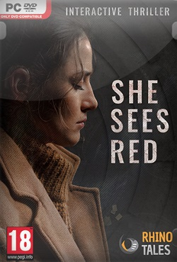 She Sees Red