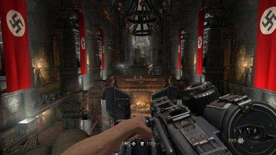 Wolfenstein The Old Blood Механики