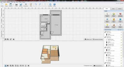Дизайн Интерьера 3D