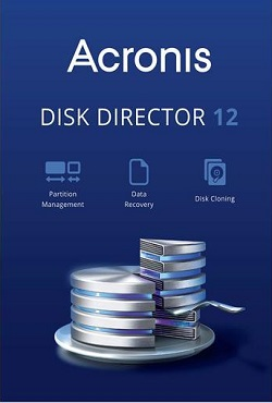 Acronis Disk Director 12 Build 12.5.163