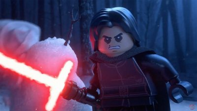 Lego Star Wars The Sky walker Saga
