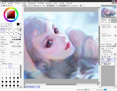 Paint Tool SAI 2