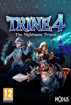 Trine 4 The Nightmare Prince RePack Xatab