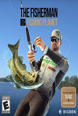 The Fisherman Fishing Planet