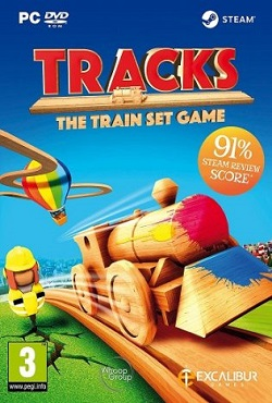 Tracks The Family Friendly Open World Train Set Game