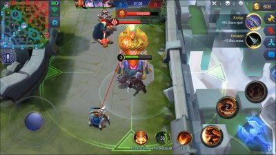 Mobile Legends Bang Bang на ПК