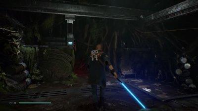 Star Wars Jedi Fallen Order Механики