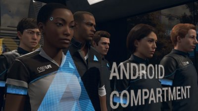 Detroit Become Human на PC