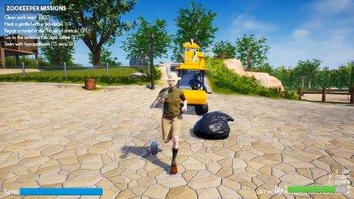 ZooKeeper Simulator
