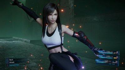 Final Fantasy VII Remake 2020