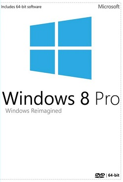 Windows 8 Professional x64