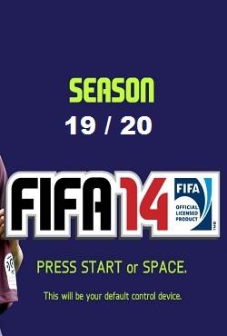 FIFA 14 ModdingWay 19/20