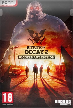 State of Decay 2 Juggernaut Edition Механики