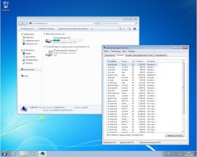 Windows 7 Embedded Standard